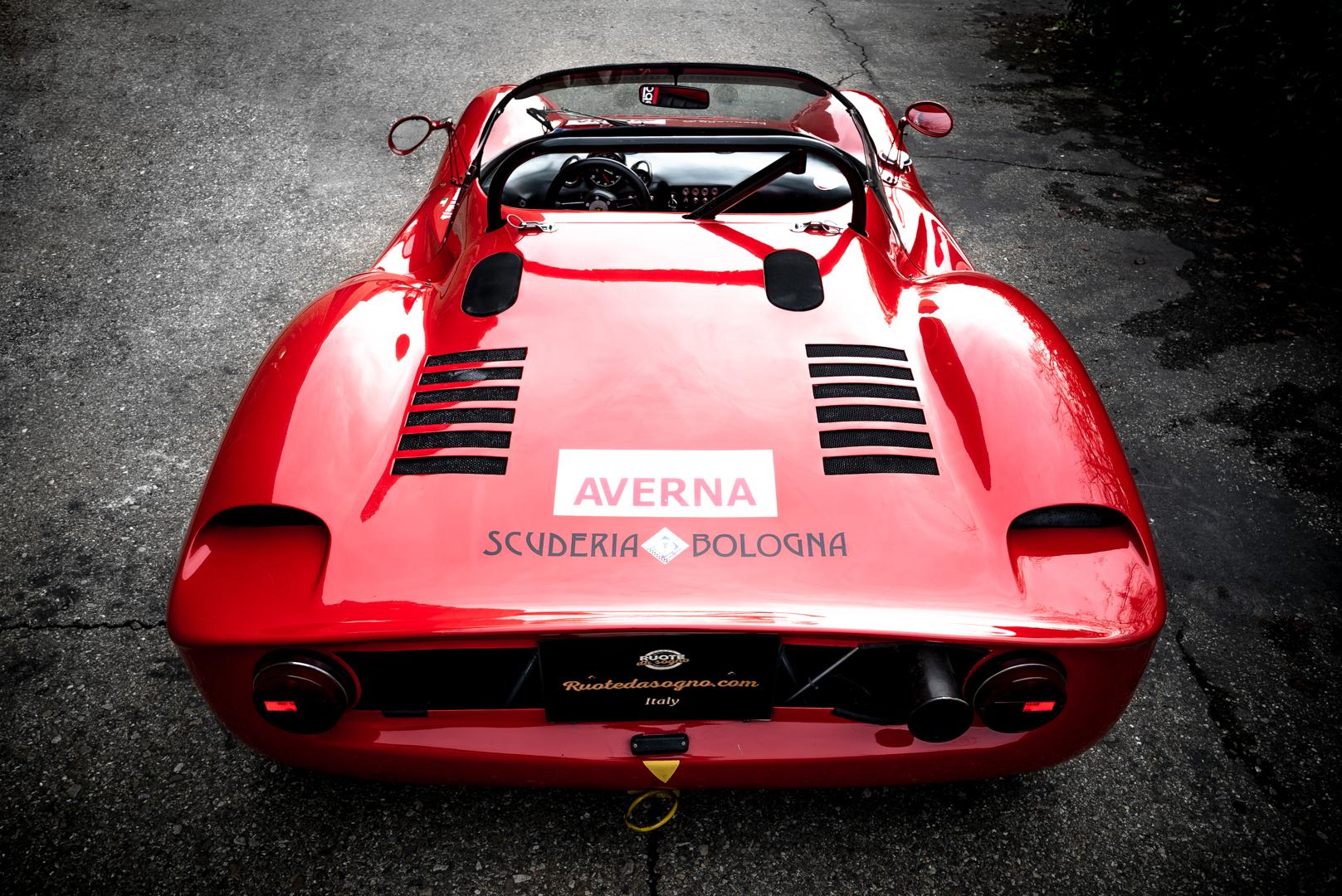 FIAT Abarth 1000 SP Racing car