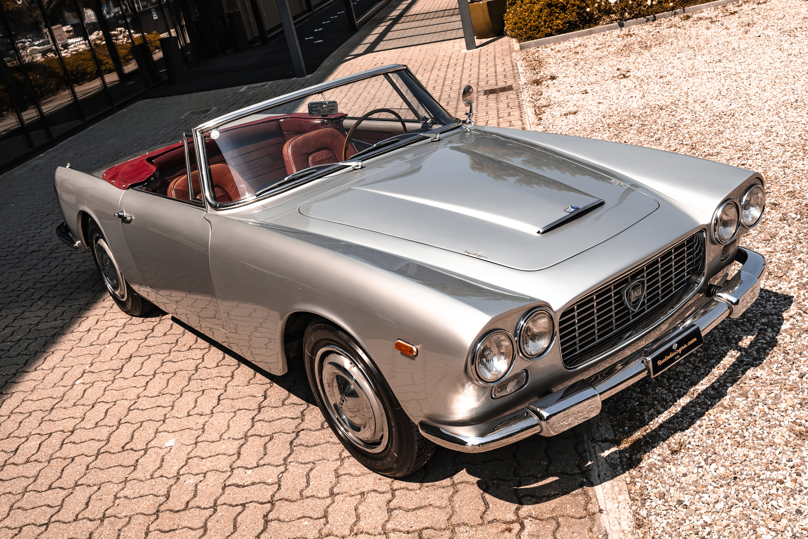 Lancia Flaminia Touring Convertible 2500 3C